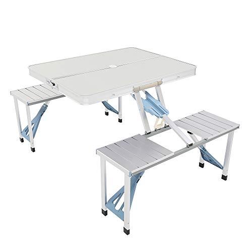 Adalantic 4-person Picnic Folding Table,Height...
