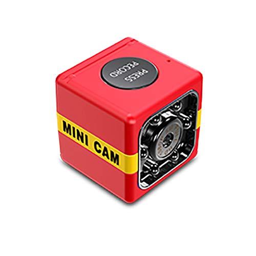Harddo Fx01 Mini camera, 1080P Hd draagbare draadloze camcorder met videorecorder met Ir nachtzicht en bewegingsdetectie