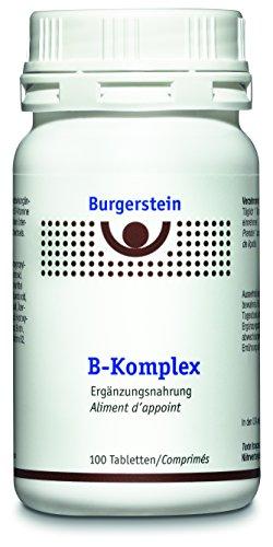 Burgerstein B-Komplex 100x Tabletten