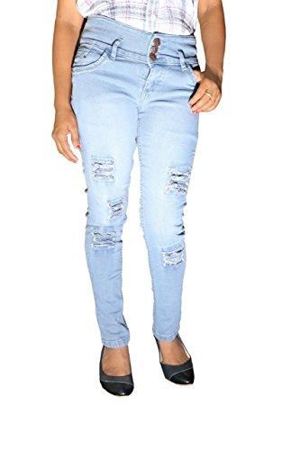 Armani Denim Jean for Women Light Blue