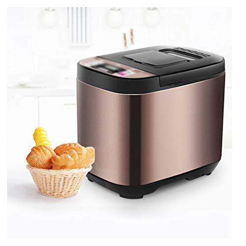 Discover Bargain MDEOH Bread Machine Multi-Purpose Programmable Home Bread Machine 19 Kinds of Menu ...