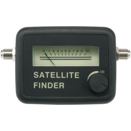 Axis PET10-6001 Satellite Finder Meter