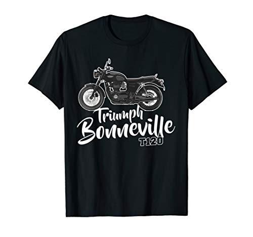 Vintage Triumph Bonniville T120 T-Shirt I Motorrad Biker T-Shirt