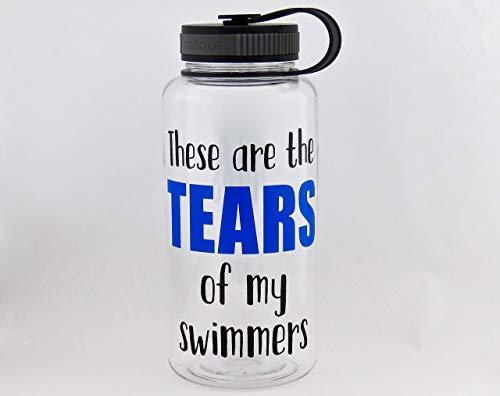 Swim Coach Water Bottle