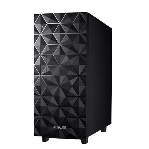 Asus S340MF-59400F005D – Computer desktop da 15 L, Intel Core i5-9400F, 8 GB RAM, 256 GB SSD, GeForce GT710, Endless OS, in inglese, nero