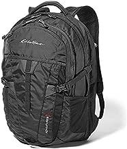 Eddie Bauer Unisex-Adult Adventurer 30L Pack, Black Regular ONE Size