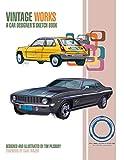 Vintage Works : A Car Designer's Sketchbook (English Edition)