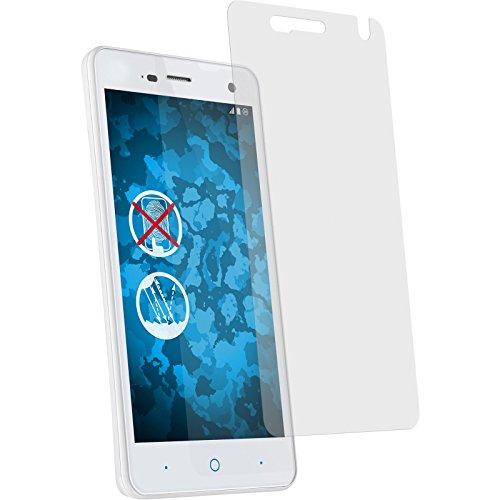 PhoneNatic 8er-Pack Bildschirmschutzfolien matt kompatibel mit ZTE Blade L3