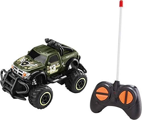 Revell Revell Control 23491 GmbH 23491 SUV Car Mini RC Truck, Field Hunter, bunt