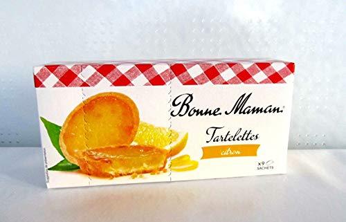 Bonne Maman Tartelettes au Citron, Zitronen Törtchen aus Frankreich, 125g