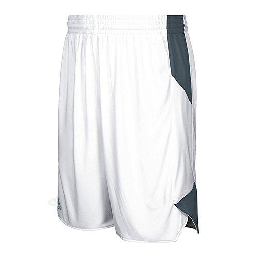 adidas Crazy Explosive Short Men's Basketball M White-Onix