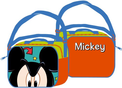 Vamos - Wd7542 - Sac A Déjeuner BTS - Mickey - 22x17x7 Cm