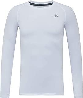 Youth Boys Compression Shirt Long Sleeve Football Baseball Undershirt Quick Dry Sports Baselayer