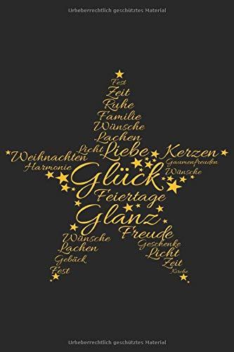 Weihnachten Fest Familie Wünsche Kerzen Freude Zeit Gebäck Gaumenfreuden: Frohe Weihnachten Notebook-Geschenkidee für Schule & Beruf. Lustige Zitate ... Notizbuch, Tagesbuch, Kompositionsbuch, Ze