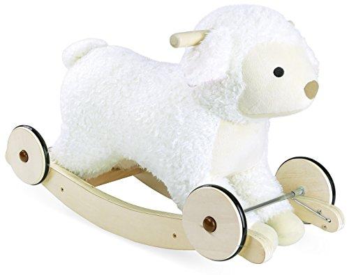 Vilac- Bascule Mouton 2 en 1, 1116