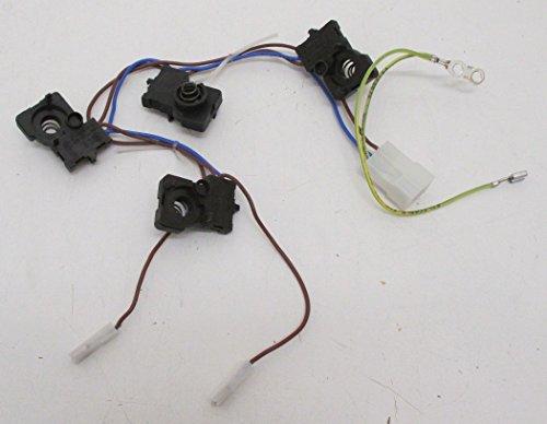 VIVA B/S/H Zündschalter für Kochfeld VIVA B/S/H