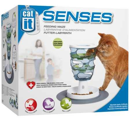 Catit: Senses Futterlabyrinth für Katzen