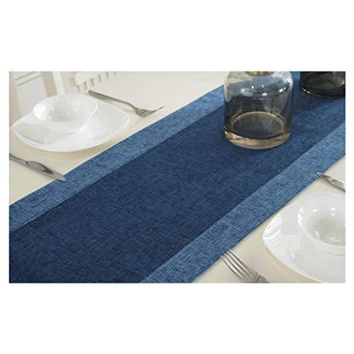 LCSHAN Table Runner Table Coffee Table Cloth Simple Coffee Table Bar 32 * 180CM