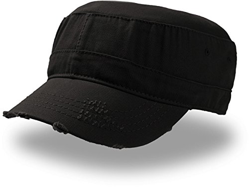 Urban Army Gorra rota negro Medium
