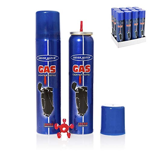 Feuerzeug-Gas 300 ml in Metalldose