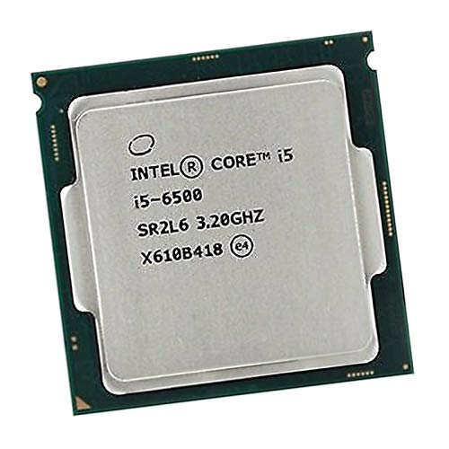 Intel - Procesador CPU Core i5-6500 3.2Ghz 6MB SR2L6 FCLGA1151 Quad Core Skylake-S