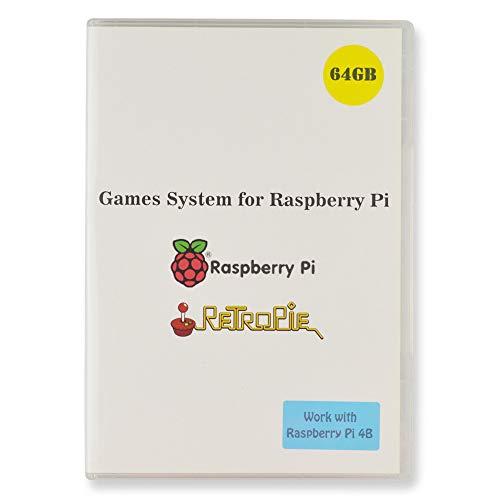 BeiErMei Raspberry Pi 4B 400 Game System Retropie...