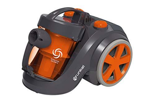 Grunkel - ASP-AA CYCLONIC - Aspiradora Ciclónica con Accesorios y eficiencia A+....