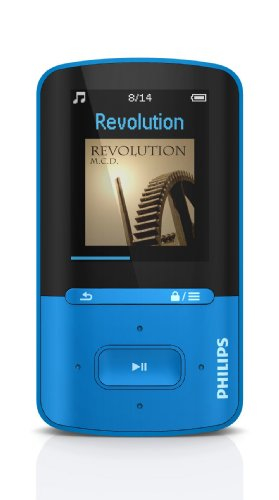Philips SA4VBE04BN, Lettore MP4 GoGear Vibe