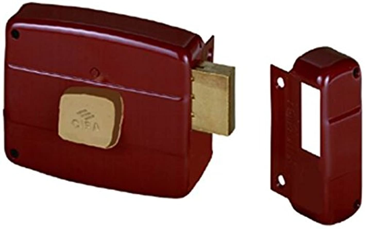Cisa 50131 Lock to Apply to Wooden Doors, Right Entry, 60mm