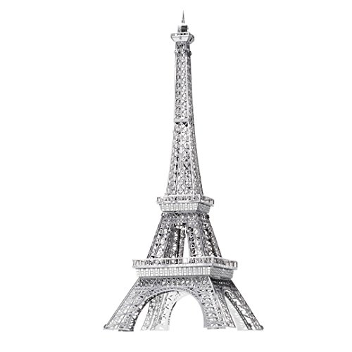 Metal Earth: ICONX: Eiffel Tower , color/modelo surtido