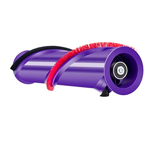 Anjinguang Conjunto de fibra de carbono Dc59 para accesorios de aspiradora Dyson V10, barra de cepillo de vacío, piezas de repuesto para Dyson V10