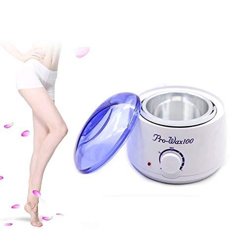 CAREXY Wachswärmer Wachsenkits Wachs Heizung Mini SPA Hand Epilierer Füße Paraffin Wachs Wiederaufladbare Maschine Körper Enthaarung Haar Removal Tool