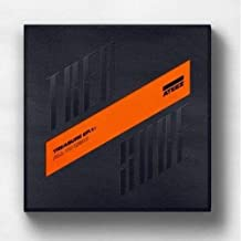 ATEEZ - [Treasure EP.1:All to Zero]1st CD+1p Poster/On+100p Booklet+1p Sticker+8p Post+3p PhotoCard+Tracking