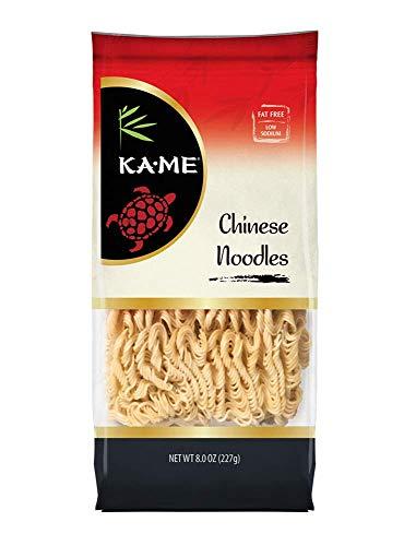 Ka-Me Noodles, Chinese (Misua), Case of 8 oz Bags (72 Total Bags)
