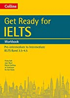 Collins English for IELTS: Get Ready for IELTS Workbook: IELTS 4+ (A2+)
