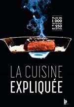 La cuisine expliquée de Gilles Charles