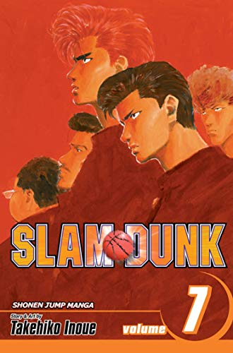 SLAM DUNK GN VOL 07 (C: 1-0-1): The End of the Basketball Team