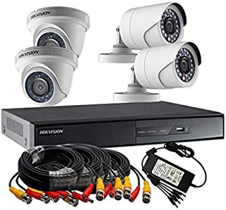 Hikvision Turbo HD 1080P 4 Channel CCTV Camera Kit DS-J2421