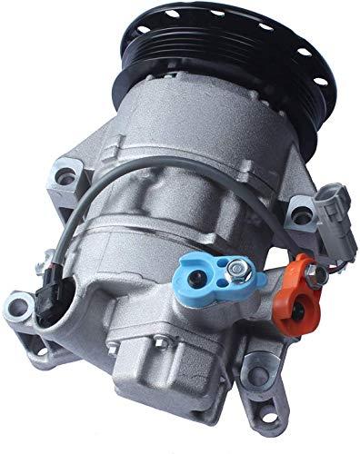 88310-52550 88310-52492 Aria Condizionata Compressore - SINOCMP AC Compressore per Toyota Yaris 1.3 Denso 5SER09C,3 mesi di garanzia