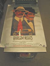 HARLEM NIGHTS/ORIG U.S ONE SHEET MOVIE POSTER (EDDIE MURPHY/RICHARD PRYOR)