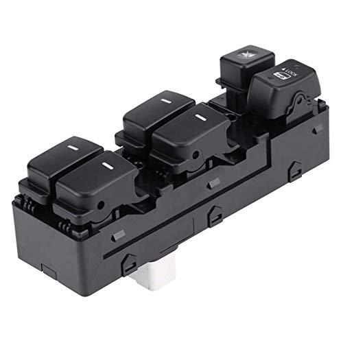 Reunion Interruptor De Elevador De Vidrio De Coche Interruptor De Control De Ventanas De Encendido Ajuste para Hyundai Kia 93570-1x000 (Color : Black)