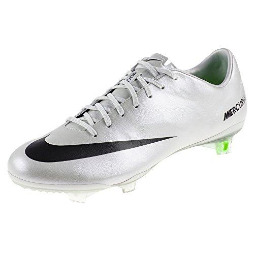 555605 003 Nike Mercurial Vapor IX FG Platinum 45,5 US 11,5