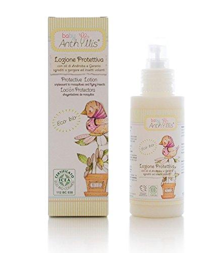 Baby Anthyllis Loción Corporal Protectora Mosquitos Baby Eco - 100 ml