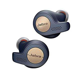 Jabra Elite Active 65t Earbuds - Passive Noise Cancelling Bluetooth Sports Earphones with Motion Sensor for Fitness Tracking - True Wireless Calls and Music - Copper Blue (B07BHY7M8P)   Amazon price tracker / tracking, Amazon price history charts, Amazon price watches, Amazon price drop alerts