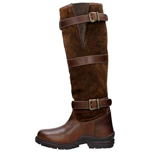 Horka Country-Stiefel, wasserdicht & fleecegefüttert, alle Größen, braun