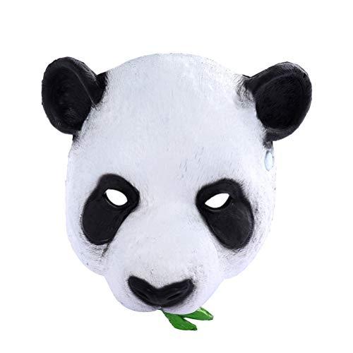 VALICLUD Creatief Halloween Party grappig masker PU- schuim Big Panda Carnival Party KTV Bar gezichtsmasker Performance Prop