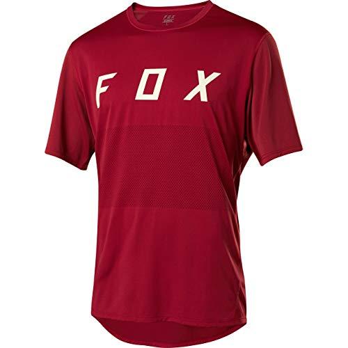 Fox Racing Men's Short Sleeve Jersey, Fox Chili, X-Large