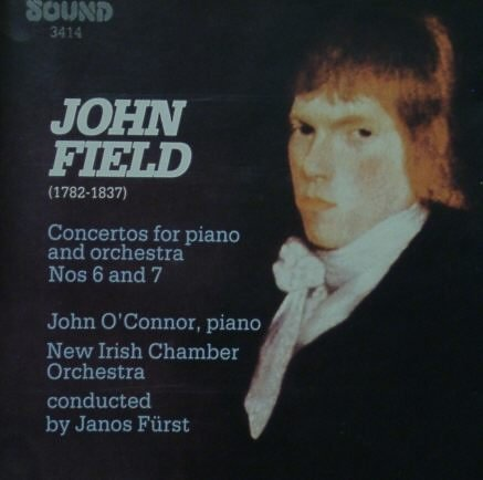 John Field: Concertos for Piano and Orchestra Nos. 6 and 7 (UK Import)