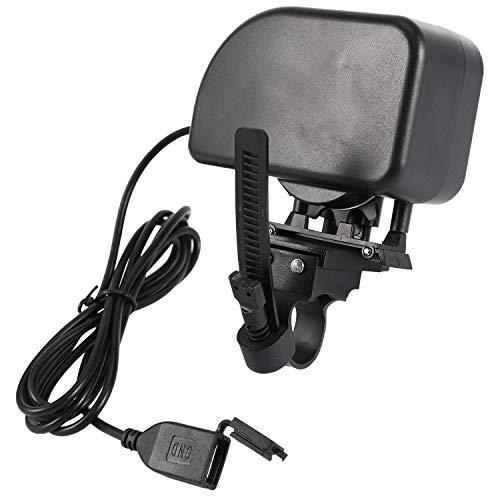 Bestlymood Fahrrad Dynamo Fahrrad Kettengenerator Ladegerät mit USB Ladegerät für Universal Smart Handy Fahrrad Reitausrüstung