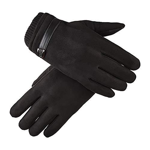 Handschuhe Touchscreen Herbst-und Winter Radfahren Ski Outdoor-Handschuhe Telefingrs Handschuhe wasserdichte WinterHandschuhe für Damen und Herren Warme